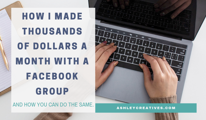 Make Money with a Facebook Group